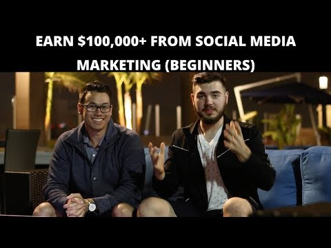 Earn $100,000+ Per Year From Social Media Marketing | Live Q&A With Hayden Peddle