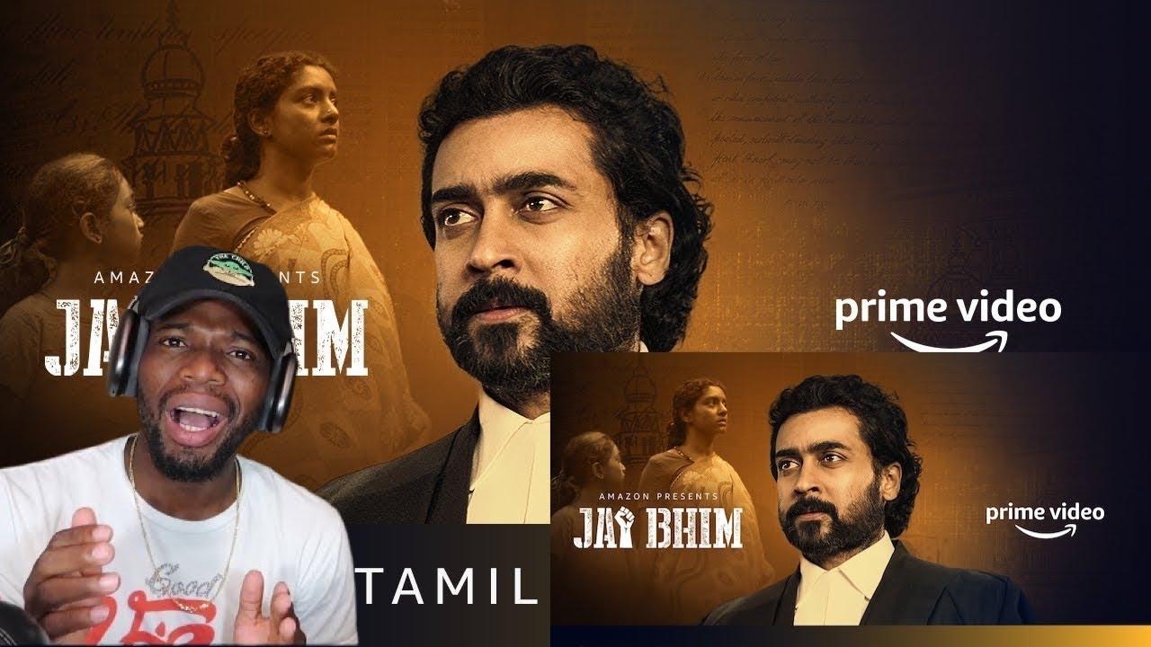 Download Jai Bhim Teaser (Tamil) | Suriya | New Tamil Movie 2021 | Amazon Prime Video (REACTION)