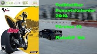 MotoGP '06 (XBox 360) - Türchen 15 - TedDiniMer Adventskalender 2016