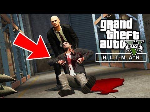 HITMAN! (GTA 5 Mods)