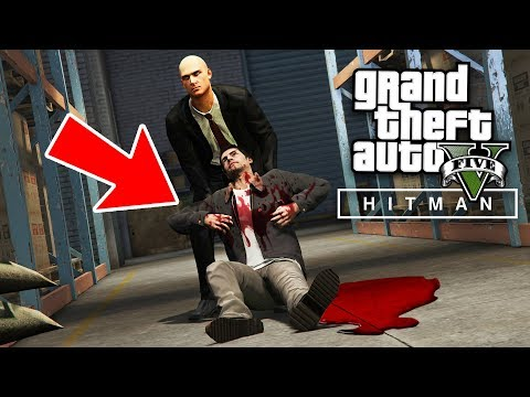 HITMAN! (GTA 5 Mods)