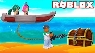 $500,000 METAL DETECTOR!! | Roblox Treasure Hunt Simulator