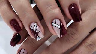 Модный маникюр 2021 Лучшие идеи новинки маникюра Красивые тенденции маникюра Дизайн ногтей