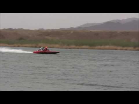 K150 Wins K Boat elim heat Western Divis. Sunday Parker AZ
