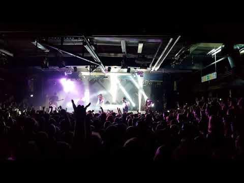 Eskimo Callboy - 01 Intro / The Scene (live @ Backstage/München - 13.10.2017)