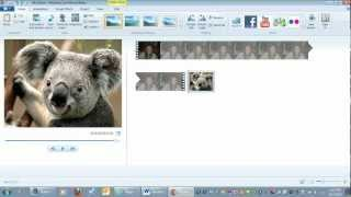 Some tips for movie maker project
