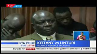 COURT ROUNDUP: Keitany vs Linturi, Reuben Ndolo released, Senator Mwaura\'s wife fined
