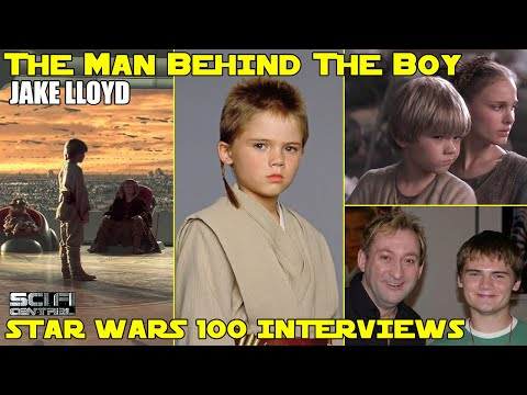 Star Wars 100 s: JAKE LLOYD   The young Anakin