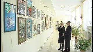 Выставка художника-любителя Леонида Орлова