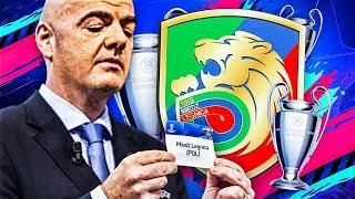 MIEDŹ LEGNICA w LIDZE MISTRZÓW!! *SZOK* / FIFA 19 PL