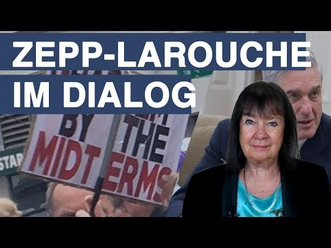 Webcast mit Helga Zepp-LaRouche – 4. Oktober 2018