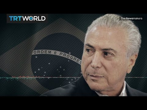 The Newsmakers: Brazil's Political Crisis