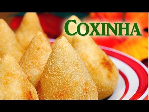 How to Make Coxinha-Brazilian Street Food 【ブラジルフード】コシーニャって知っていますか?