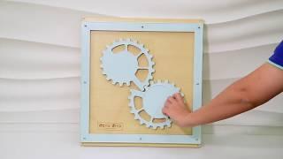 なんでまわる 壁掛け玩具CG0043 thumbnail