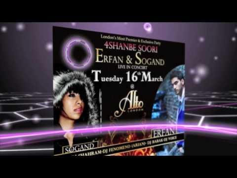 4Shanbe Soori With ERFAN & SOGAND @ ALTO