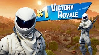 New Skin Gameplay! Overtaker Skin! - Fortnite Battle Royale
