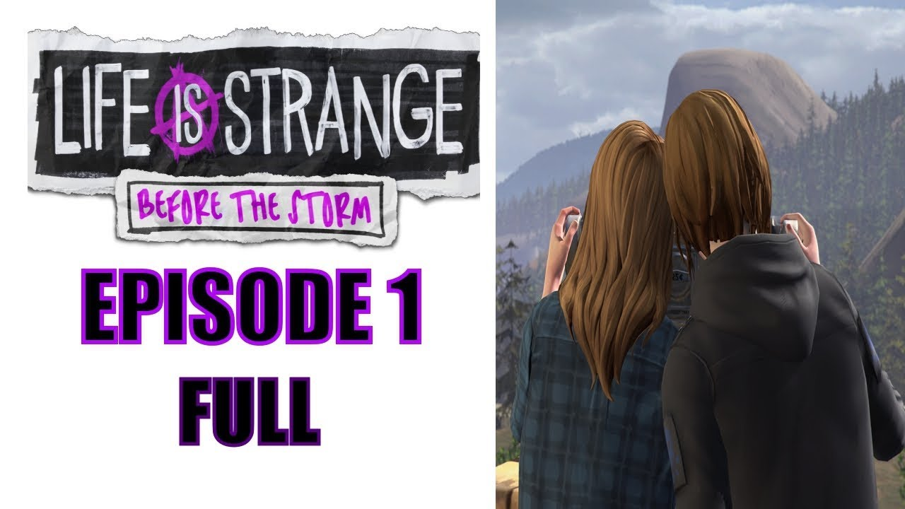 Download LIFE IS STRANGE EPISODE 1 AWAKE Gameplay   FULL EPISODE 1 No Commentary