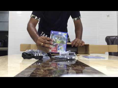 Unboxing Of The PlayStation 4 Slim Bundle (Malaysia Set)