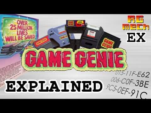 The Game Genie Explained