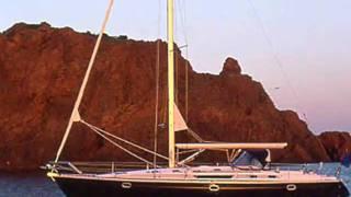 Charter sailing yacht Sun Odyssey 45 in Greece
