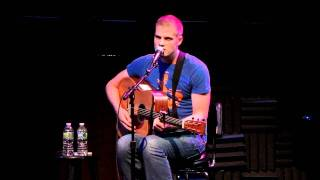 Jay brannan covering adele's someone like you