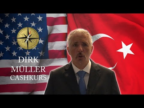 Dirk Müller - USA vs. Türkei: Es geht um alles andere als den Pastor