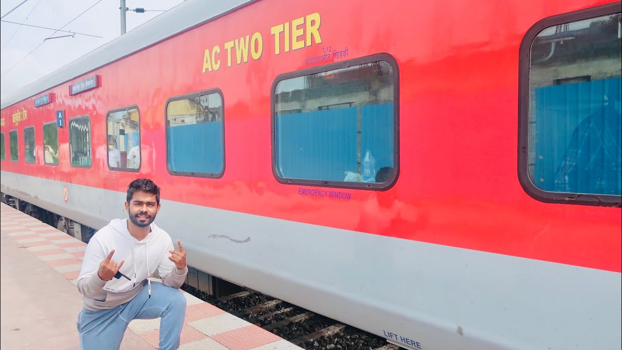 58 Hours in a Train from Desert Rajasthan | Bikaner to Yeswanthpur - Part 1