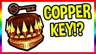 GETTING THE COPPER KEY EVENT! *FIRST CLUE!* | Ready Player One Golden Dominus Event