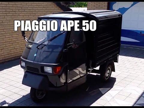 Piaggio Ape 50
