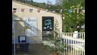 Camping la Griotte à bormes les Mimosas Accueil