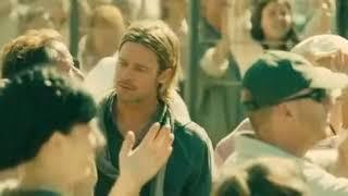 World war Z best scene clip IN HINDI HD