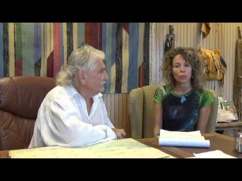 Athena and Dr. Morse Healing Testimonial Behind The Scenes