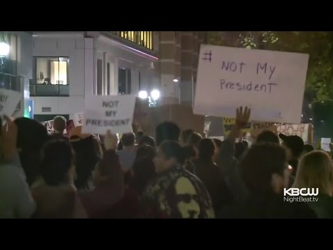 Oakland Businesses, Police Prepare For Anti-Trump Protests