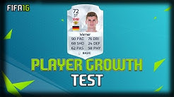 FIFA 16 | Timo Werner | Growth Test