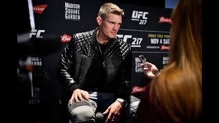UFC Fight Night Liverpool: Post-fight Press Conference