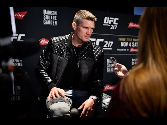 UFC Fight Night Liverpool: Post-fight Press Conference Video