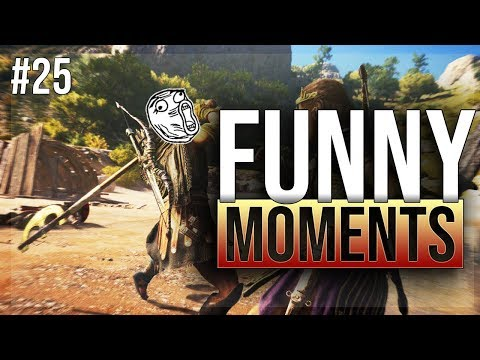 ASSASSINS CREED ODYSSEY - funny twitch moments ep. 25 thumbnail