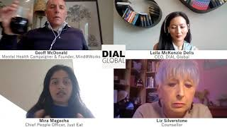 Mental Health & Wellness for COVID-19 - Geoff Mcdonald, Mira Magecha & Liz Silverston (Preview)