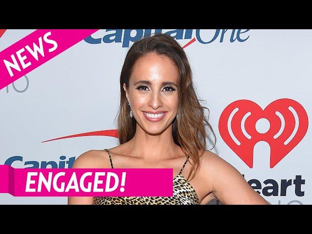 Vanessa Grimaldi Engaged to Josh Wolfe