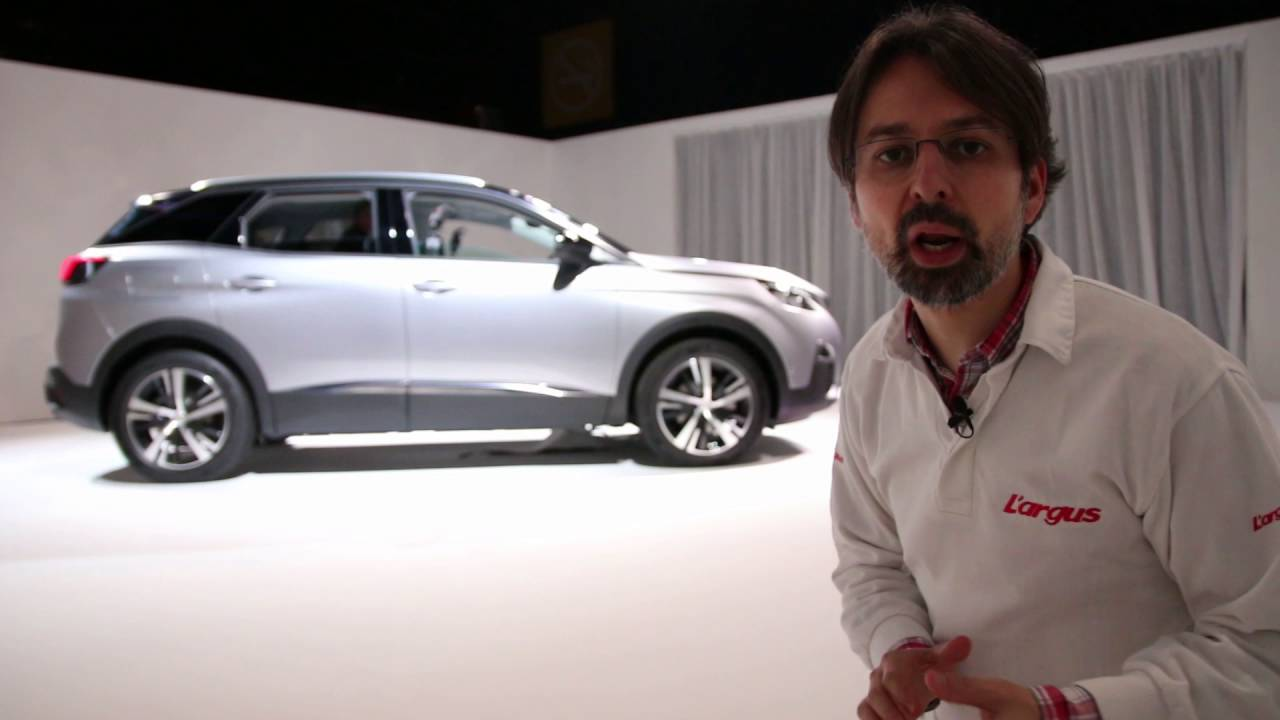 peugeot 3008 ii pr sentation du nouveau suv peugeot au bourget youtube. Black Bedroom Furniture Sets. Home Design Ideas