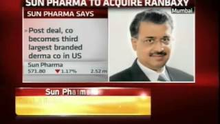 Ranbaxy value justified, co to become profitable soon: Sun -  Part 4