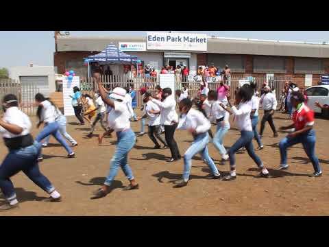 Eden Park schools take part in Jerusalema challenge for Heritage Day
