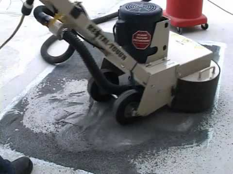 edco floor grinder accessories from gotgreattools - youtube