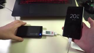 UNI-T UT658 USB Doctor качественный китайский ЮСБ тестер! В хозяйстве ЭТА ВЕЩЬ всегда пригодится!(, 2017-05-21T10:00:01.000Z)