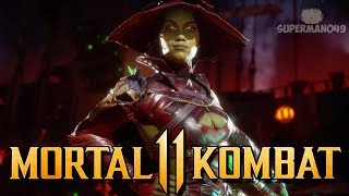 """I DO SQUATS Brutality With Witch JADE! - Mortal Kombat 11: """"Jade"""" Gameplay"""