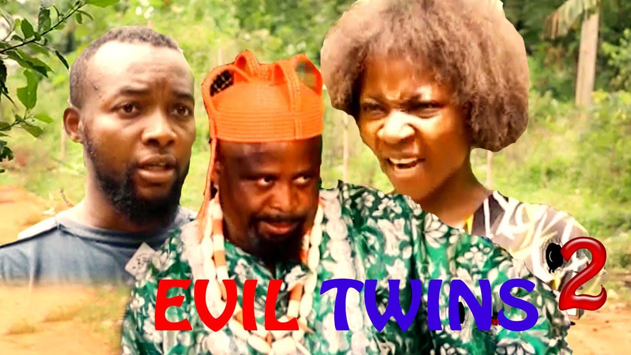 Download Evil Twins season 2   - 2016 Latest Nigerian Nollywood Movie