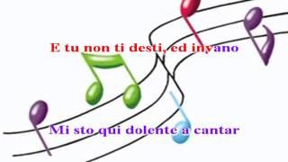 Karaoke Mattinata di RUGGERO LEONCAVALLO