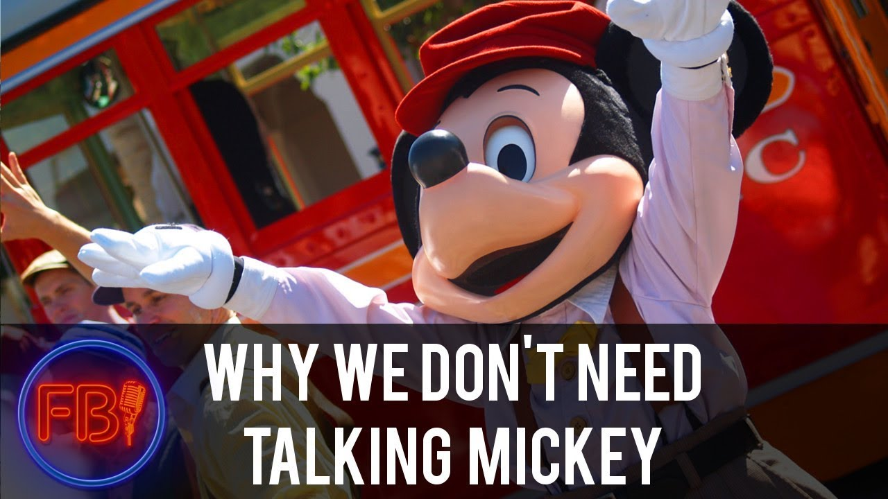 Is a talking mickey mouse meet and greet not as cool as it sounds is a talking mickey mouse meet and greet not as cool as it sounds m4hsunfo
