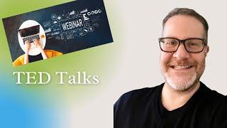 TED Talks Webinar Group Interaction