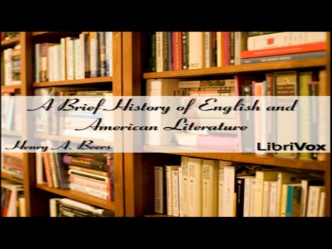 A Brief History of English and American Literature - Part 1, Chapter III